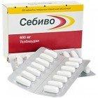 Себиво (Sebivo) ТОП табл. п/о 600 мг №28