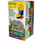 Natures Plus, Жевательные таблетки для детей с мультивитаминами в форме животных, несколько вкусов