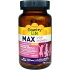 Country Life Max for Women with Iron