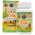 Garden of Life, жевательные цельнопищевые мультивитамины для детей